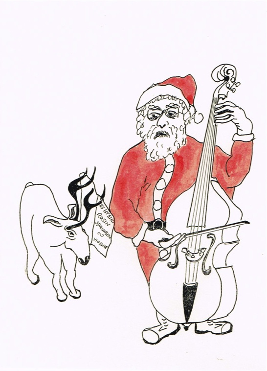 I hope your Christmas hits all the high notes!