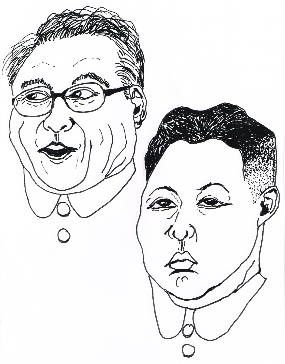 """""""Beloved Leaders"""": Kim il-sung and unsung"""