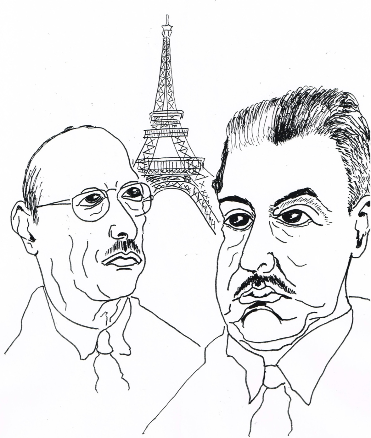 "Diaghilev to Stravinsky:  ""Don't worry Igor. They'll love it in 100 years!"""