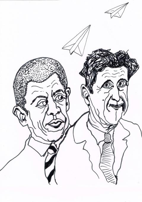 George Orwell and Barak Obama