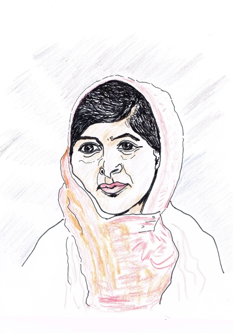 "UN declares Malala Day"" in honour of the Pakistani schoolgirl activist shot by the Taliban for attending classes."