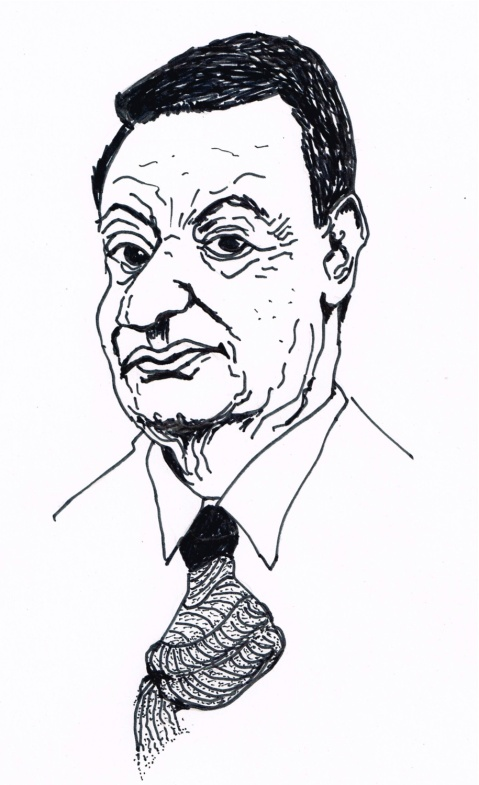 Former Egyptian President Mubarak released from prison and confined to house arrest while awaiting retrial