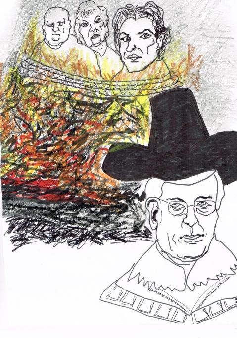 """Remember, remember the fifth of November for gunpowder, treason and plot...."""