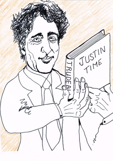 Justin Trudeau is publishing a bio which he promises will be very honest.