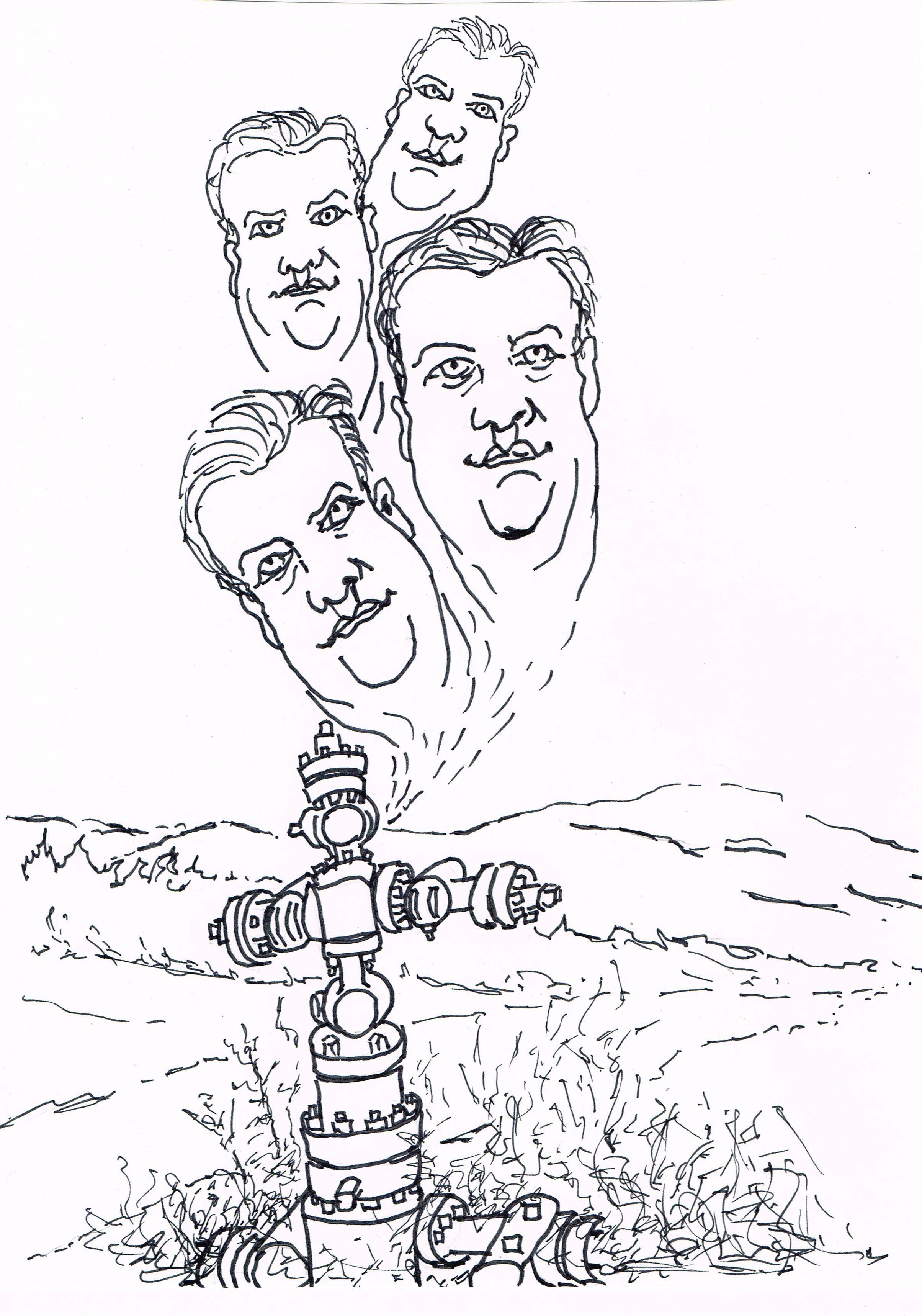Rich Coleman, gas leaks scientist