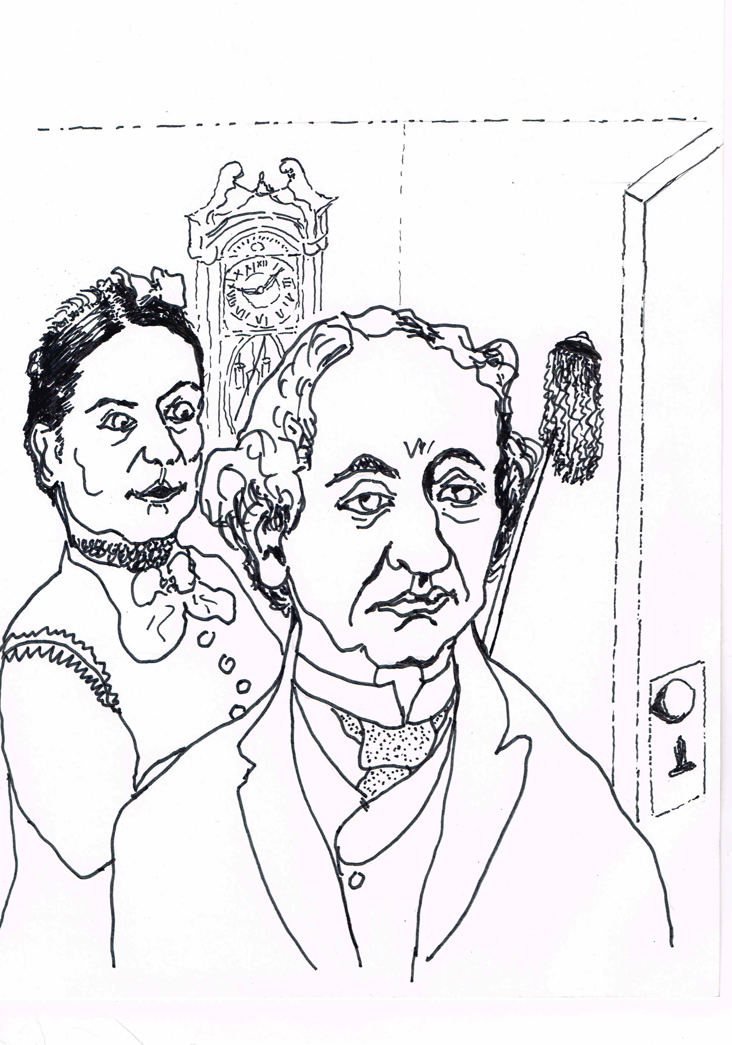 Sir John A. Macdonald's 200th birthday.The secret threads of history.