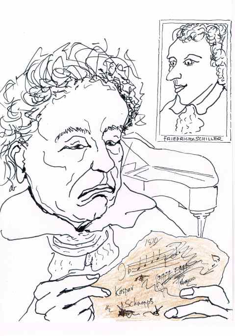 A page torn from a Beethoven sketchbook,found in a Connecticut home,fetches $100,000.