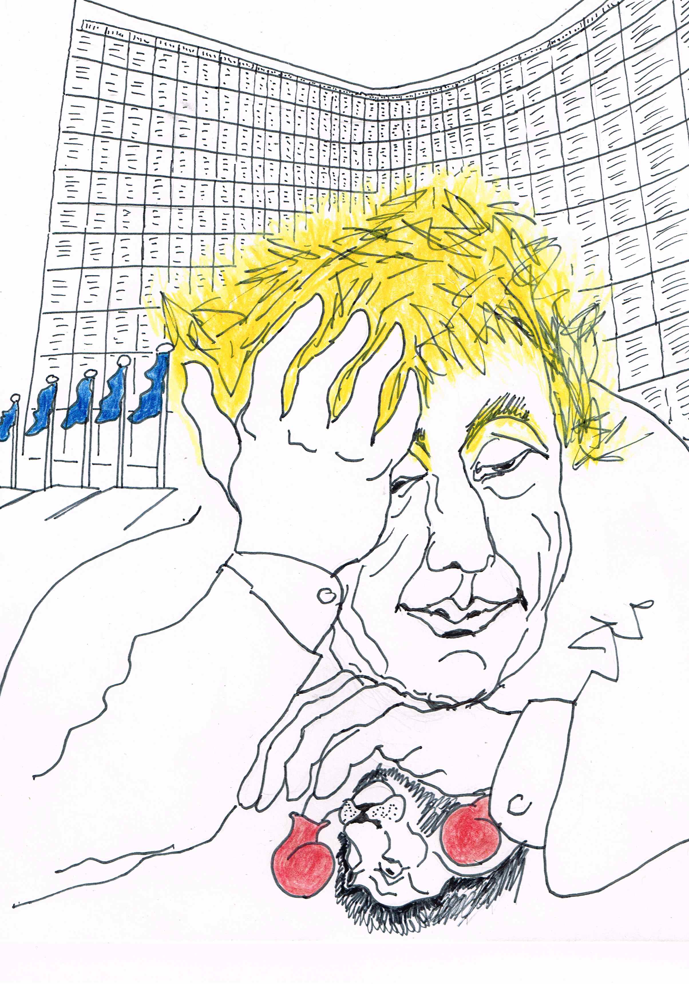 Boris Johnson accuses David Cameron that his renegotiations with the EU are not good enough to protect UK sovereignty.