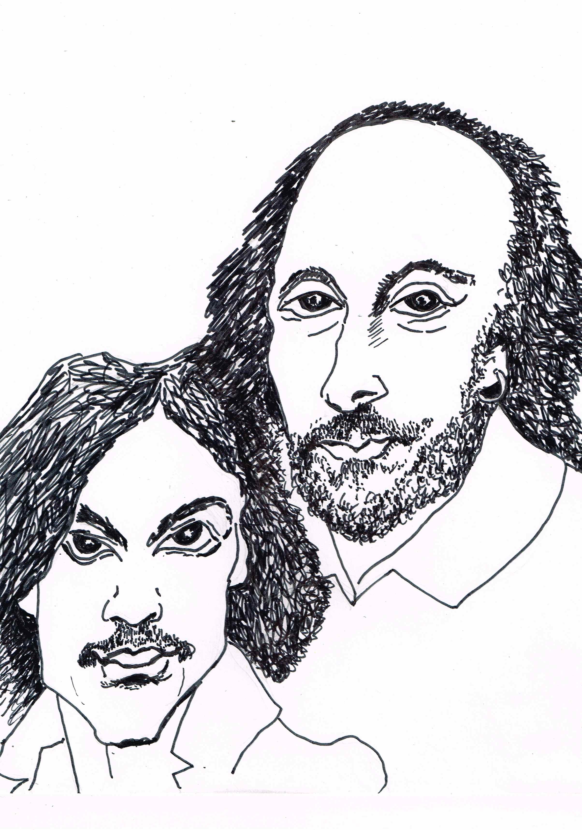 William Shakespeare reaches 400.