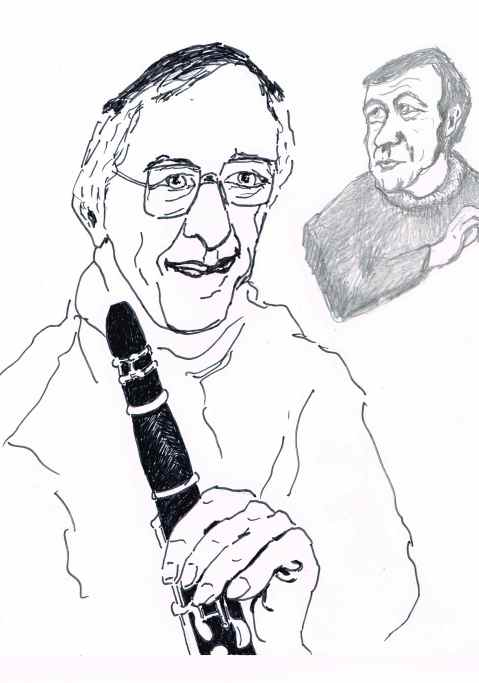 Ron de Kant was principal clarinet in the VSO 1965-1980 and a significant contributor to Vancouver musical life during that time.