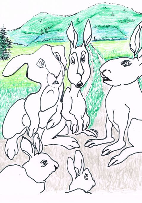 Richard Adams [1920--Dec.24 2016].Author of 'Watership Down.'